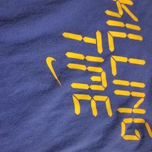 Nike slim fit T Shirt. Large.